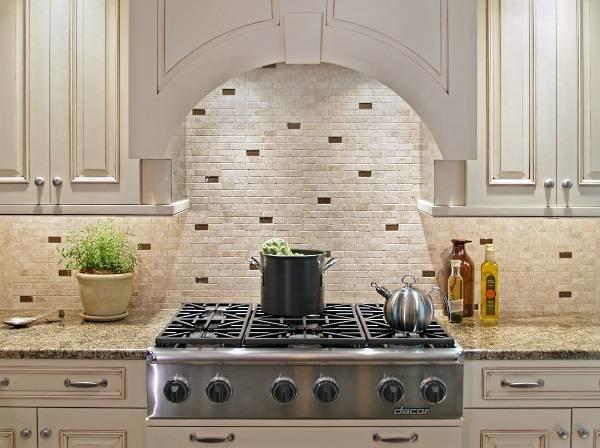 Как сделать фартук на кухню из плитки