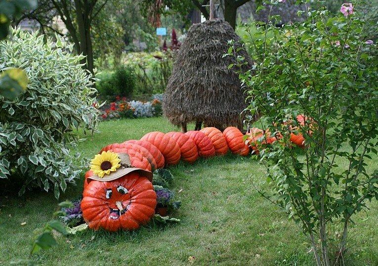 Садовые поделки своими руками с фото 875