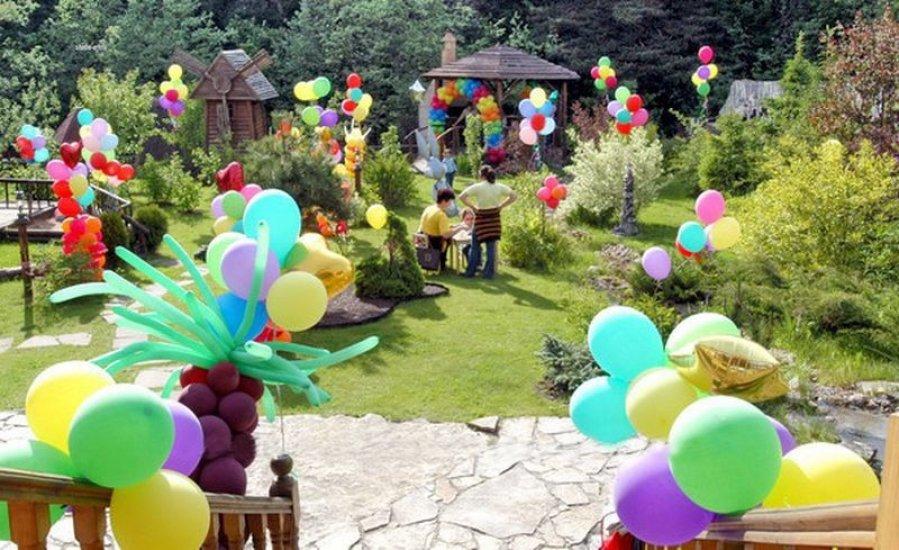 Конкурсы на дачи в день рождения