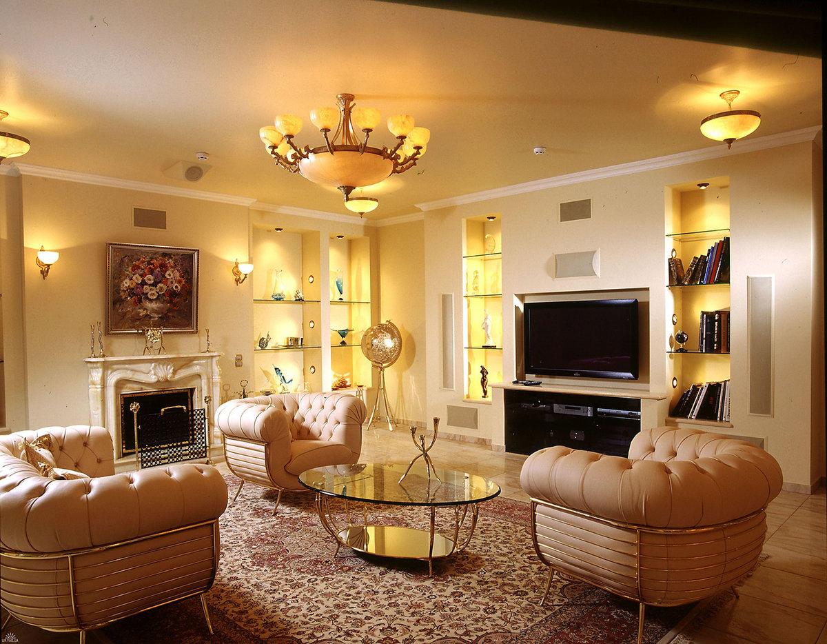 Ремонт гостиной фото дизайн своими руками