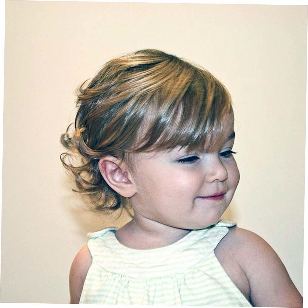 Прически для девочек на кудрявые короткие волосы