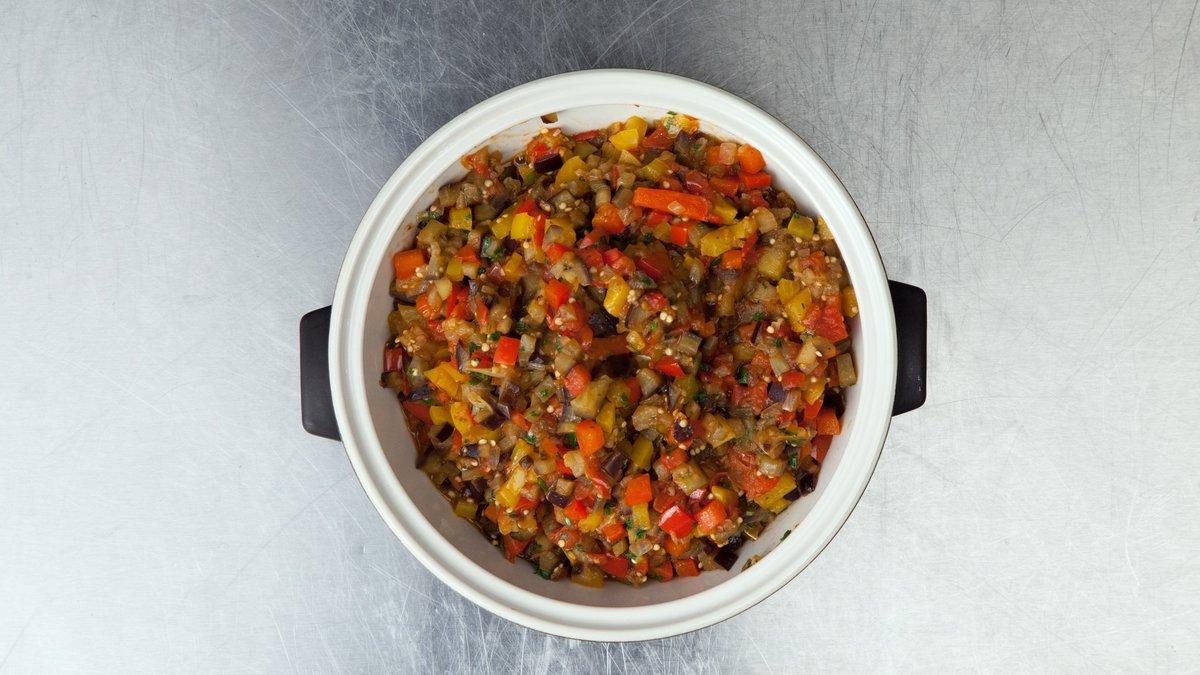 Рататуй суп рецепт пошагово в
