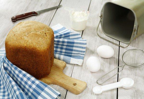 Рецепт хлеба с отрубями