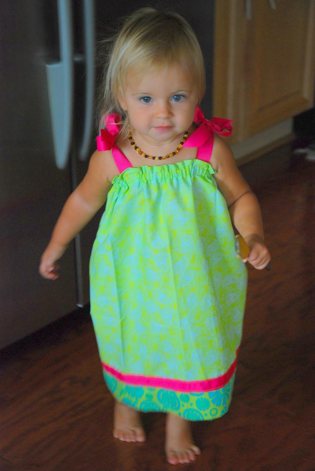 Как сшить платья для дочки 274