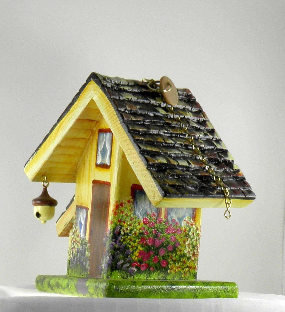Красивые домики своими руками