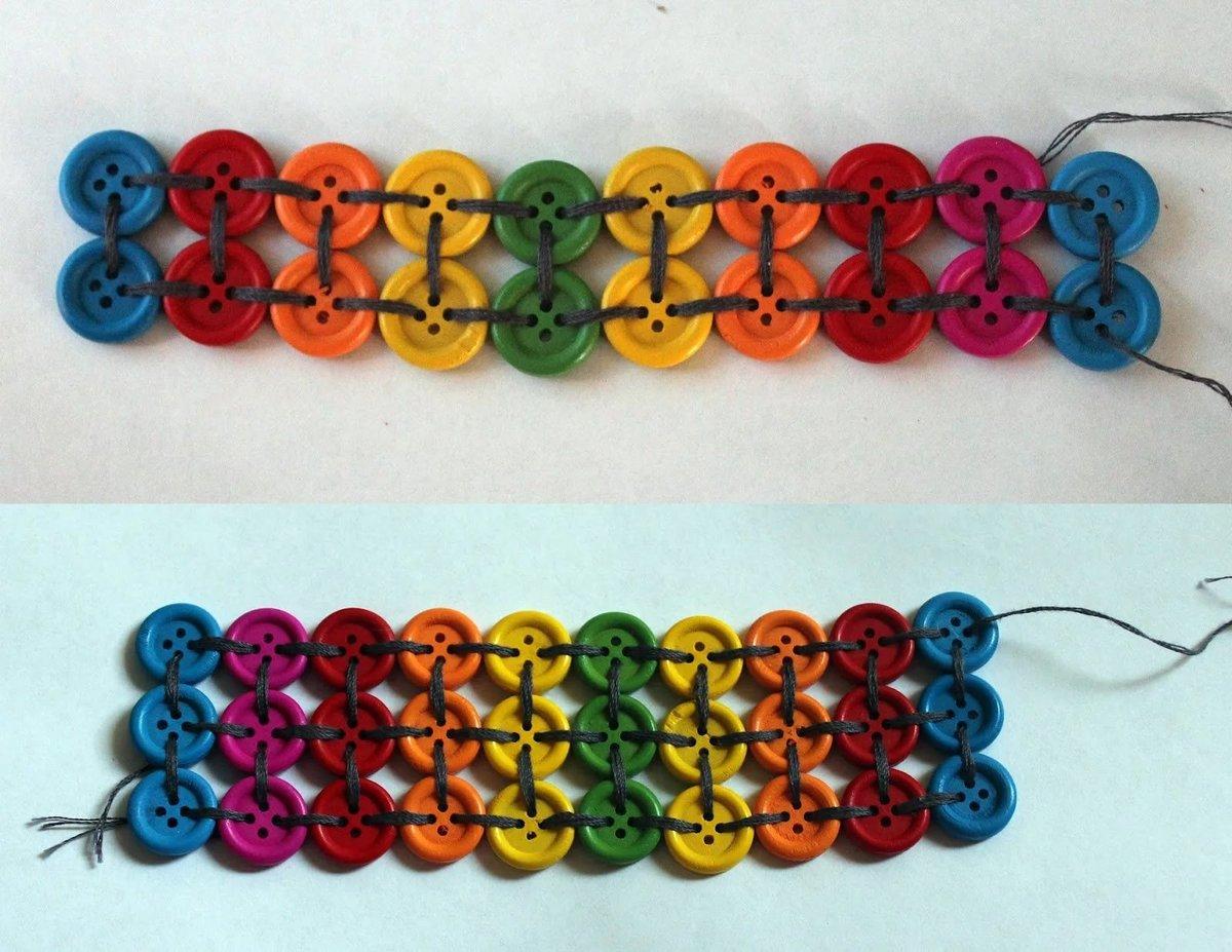 Как сделать поделка браслет