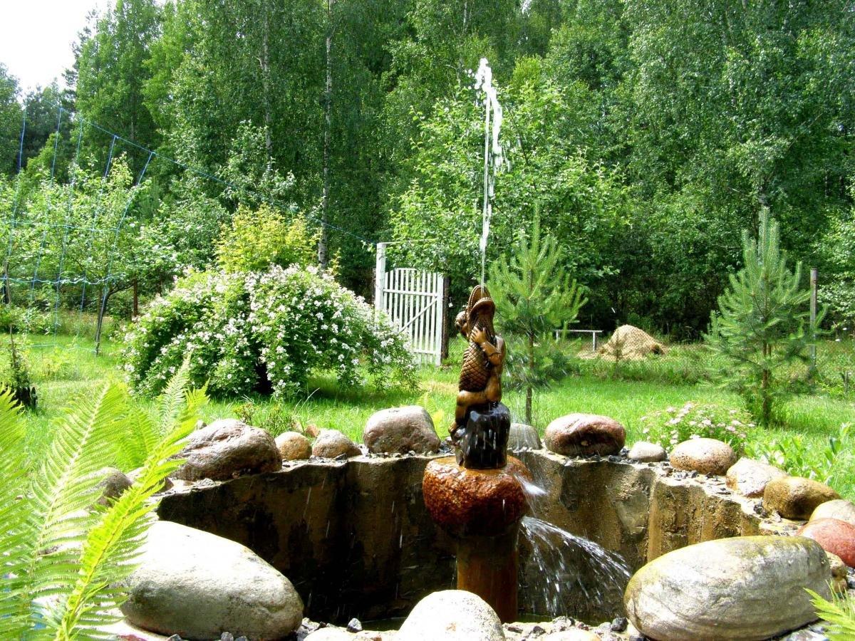 Сделать фонтан своими руками фото