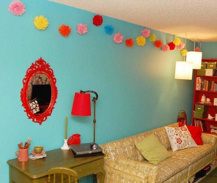Как недорого украсить комнату 20