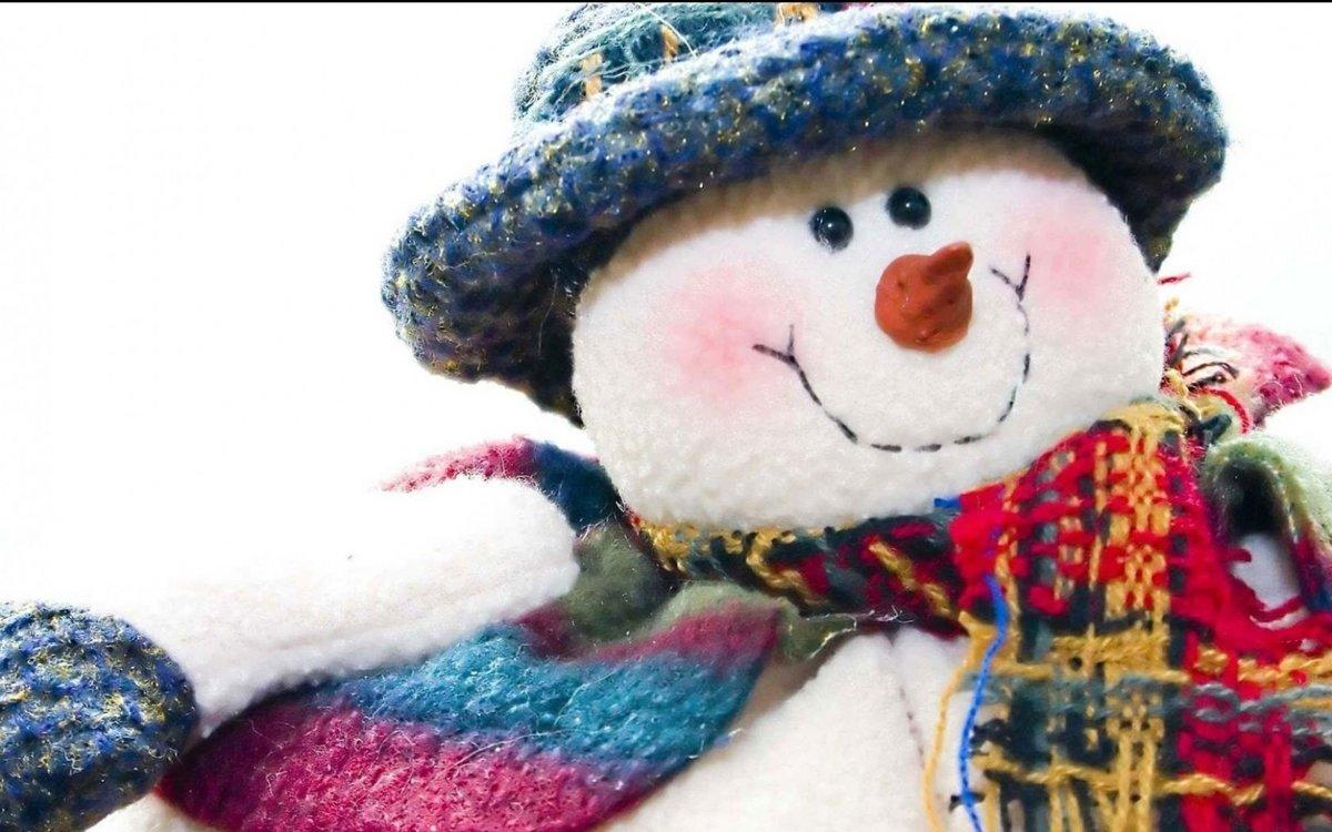 Конкурс на лучшего снеговика своими руками