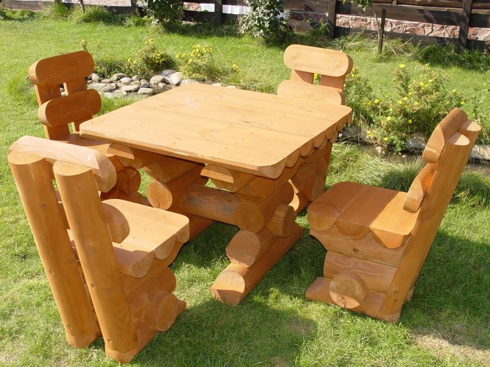 Мебель из дерева своими руками в домашних