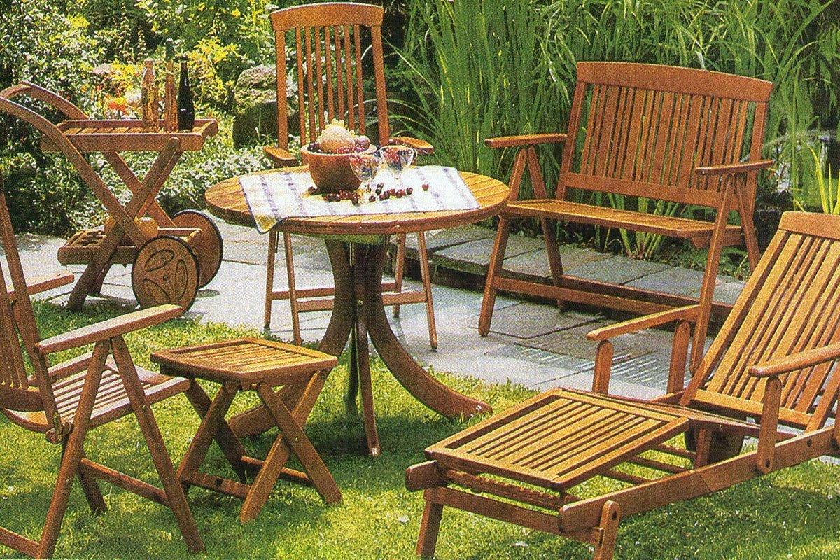 Мебель для отдыха на природе своими руками 47