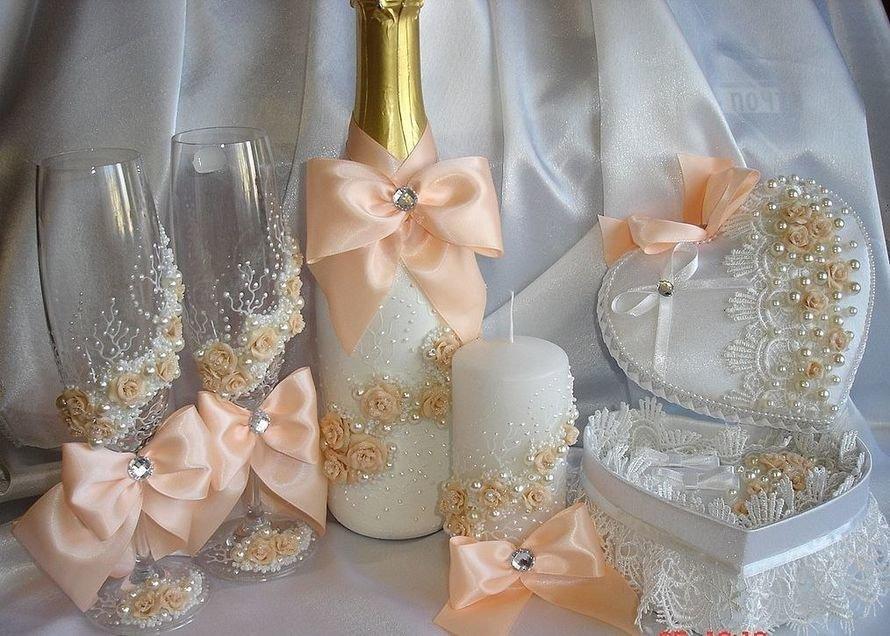 Свадебные аксессуары своими руками для фото 701