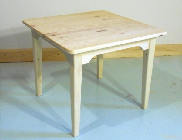 Сделать стол и стулья своими руками