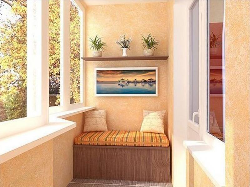 Отделка балконов дизайн своими руками фото 29