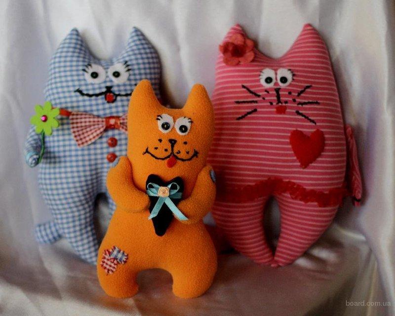 Смешные игрушки из своими руками