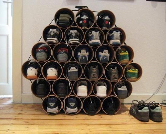 Система для хранения вещей своими руками 43