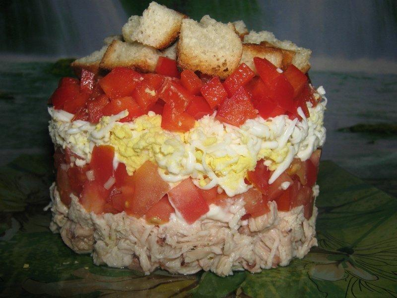 Рецепт салата из морской капусты простой