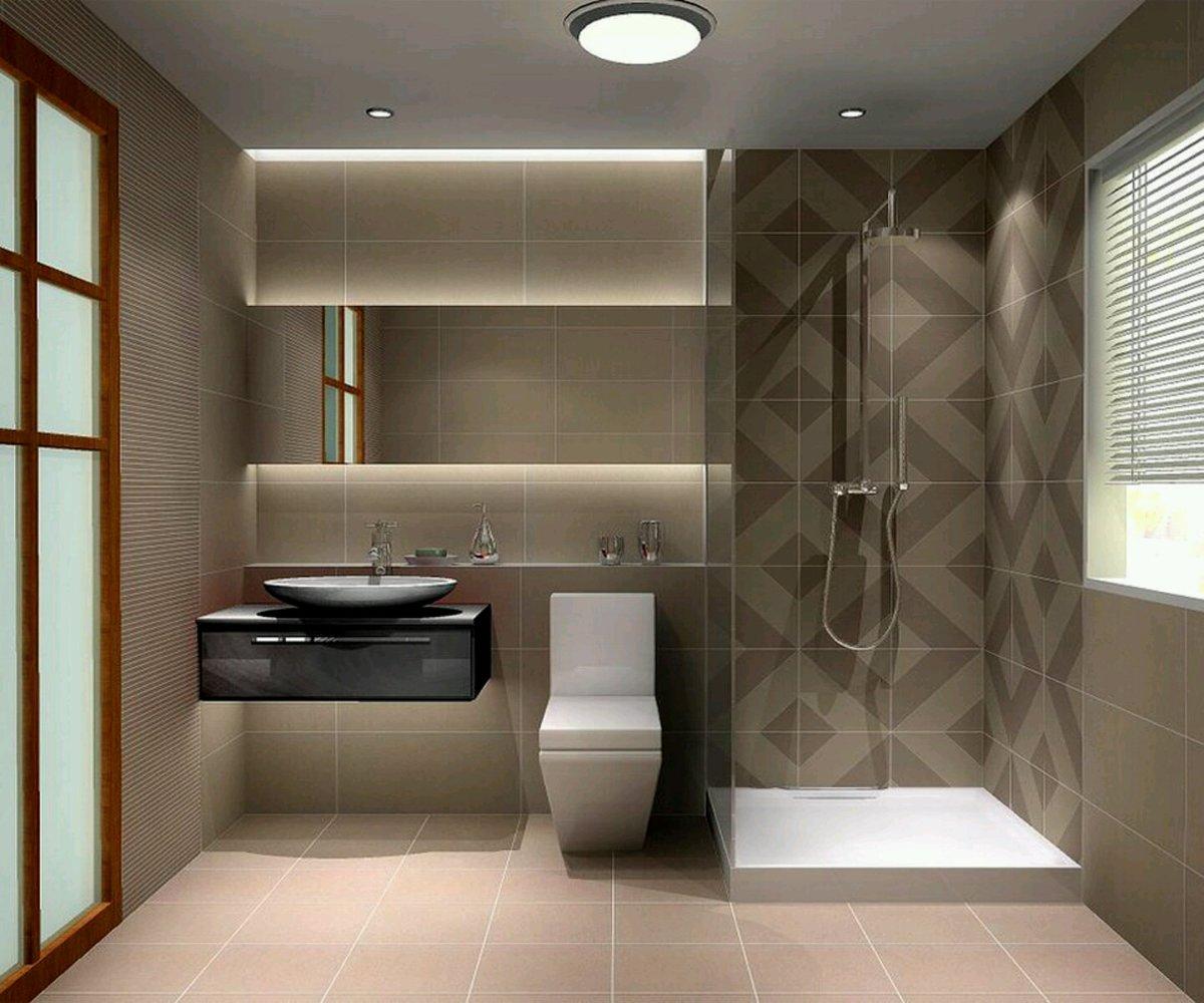 Ремонт ванной комнаты фото 2016 современные идеи