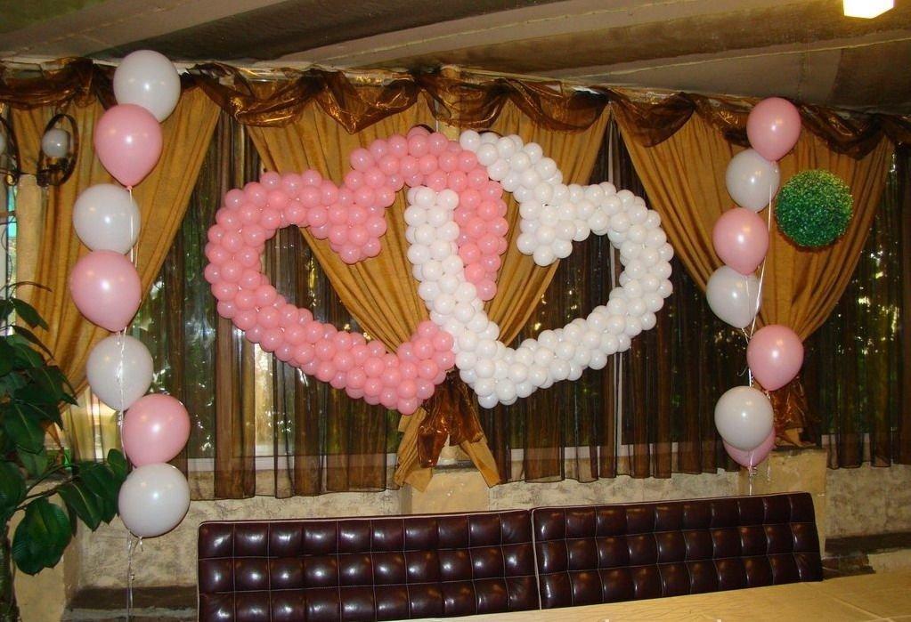 Декор для свадьбы из бумаги