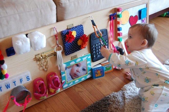 Развивающие игрушки своими руками для детей 4-5 лет фото 11