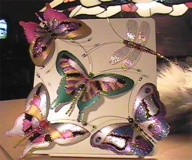 Мастер класс красивые бабочки своими руками