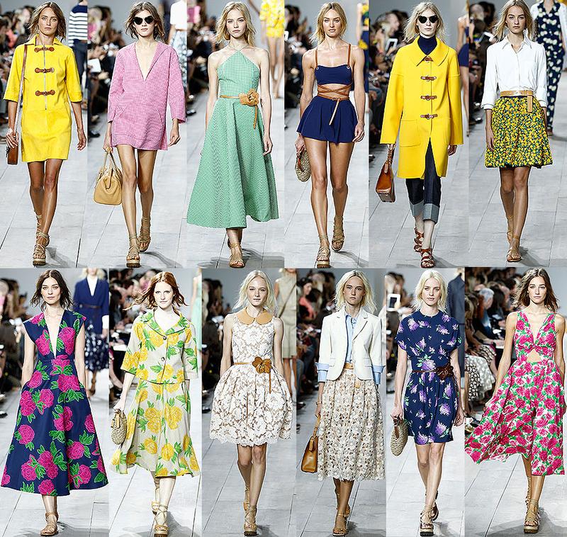 Модные летние платья и сарафаны 2017