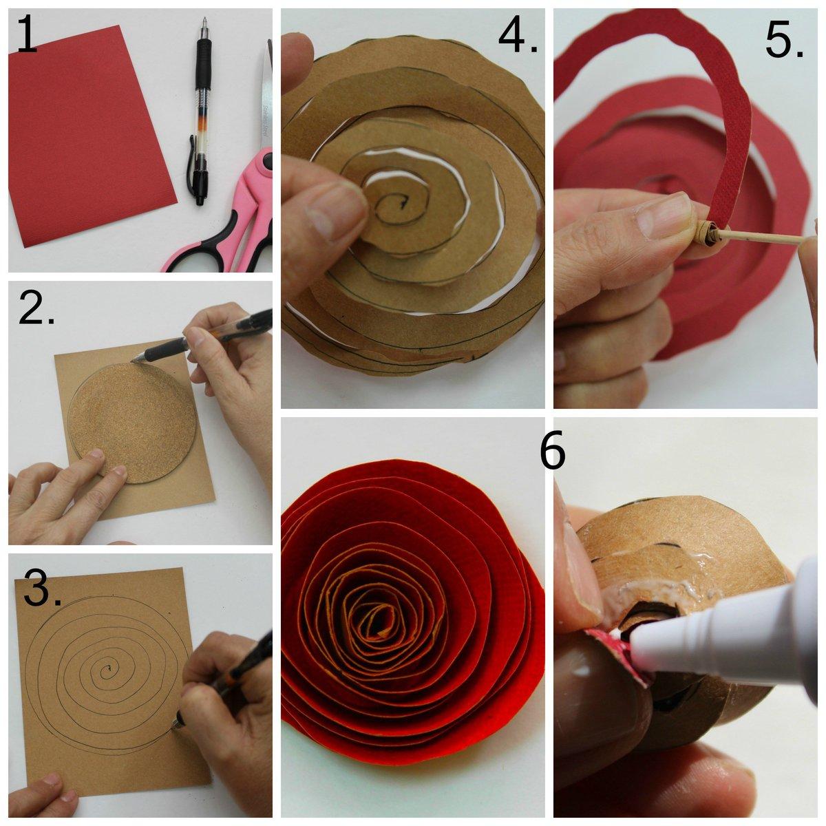 Как сделать красивую и оригинальную розу из органзы своими 79