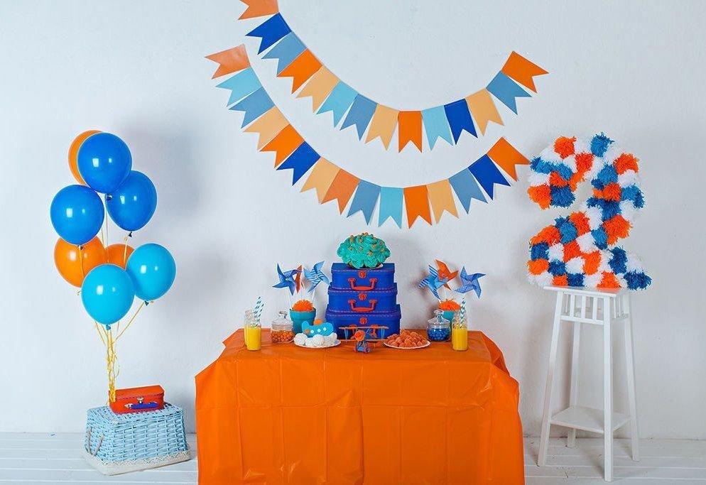 Как украсить день рождения малышу своими руками 94