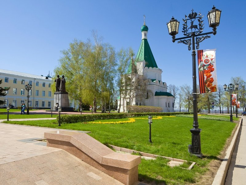 Достопримечательности Нижнего Новгорода - что посмотреть