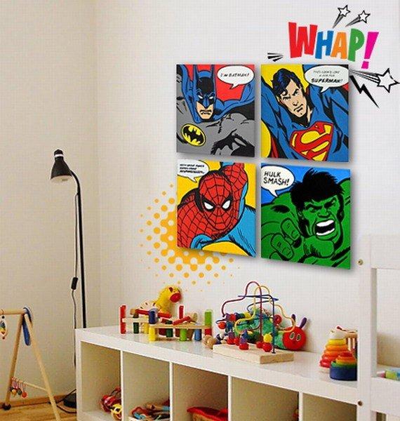 Постер своими руками в комнату подростка