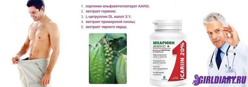 Гормональные препараты для повышения потенции у мужчин после 50