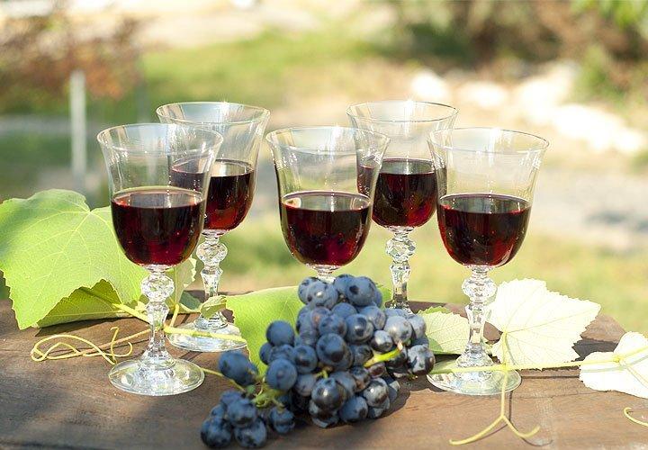 Вино в домашних условиях из винограда изабелла рецепт с фото