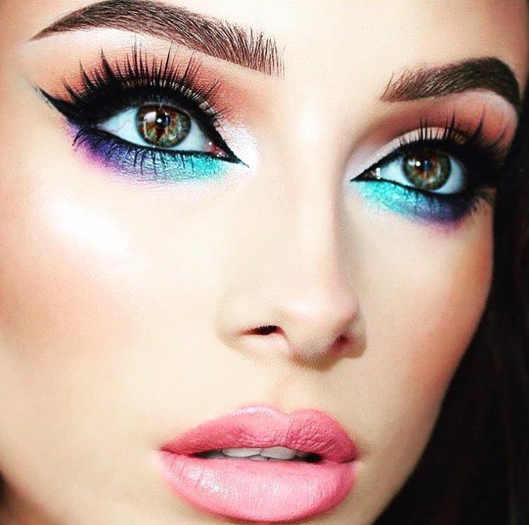Элегантный вечерний макияж