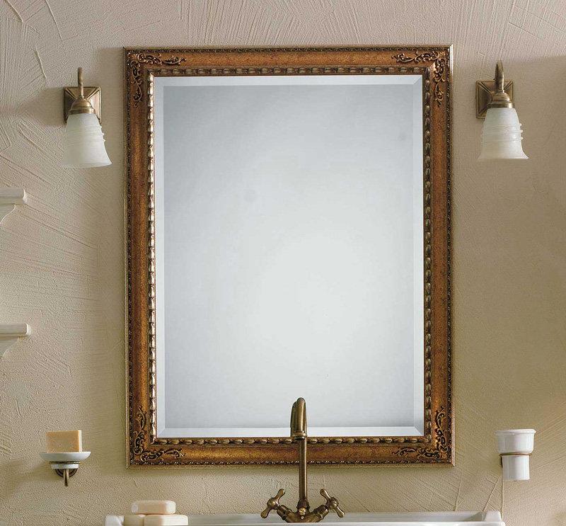 Зеркало в ванной своими руками 66