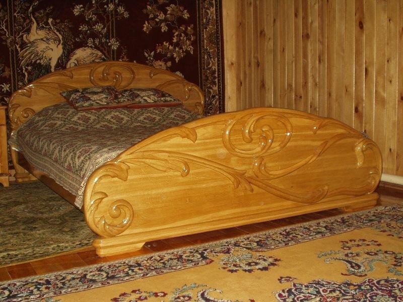 Кровать с дерева своими руками фото 94