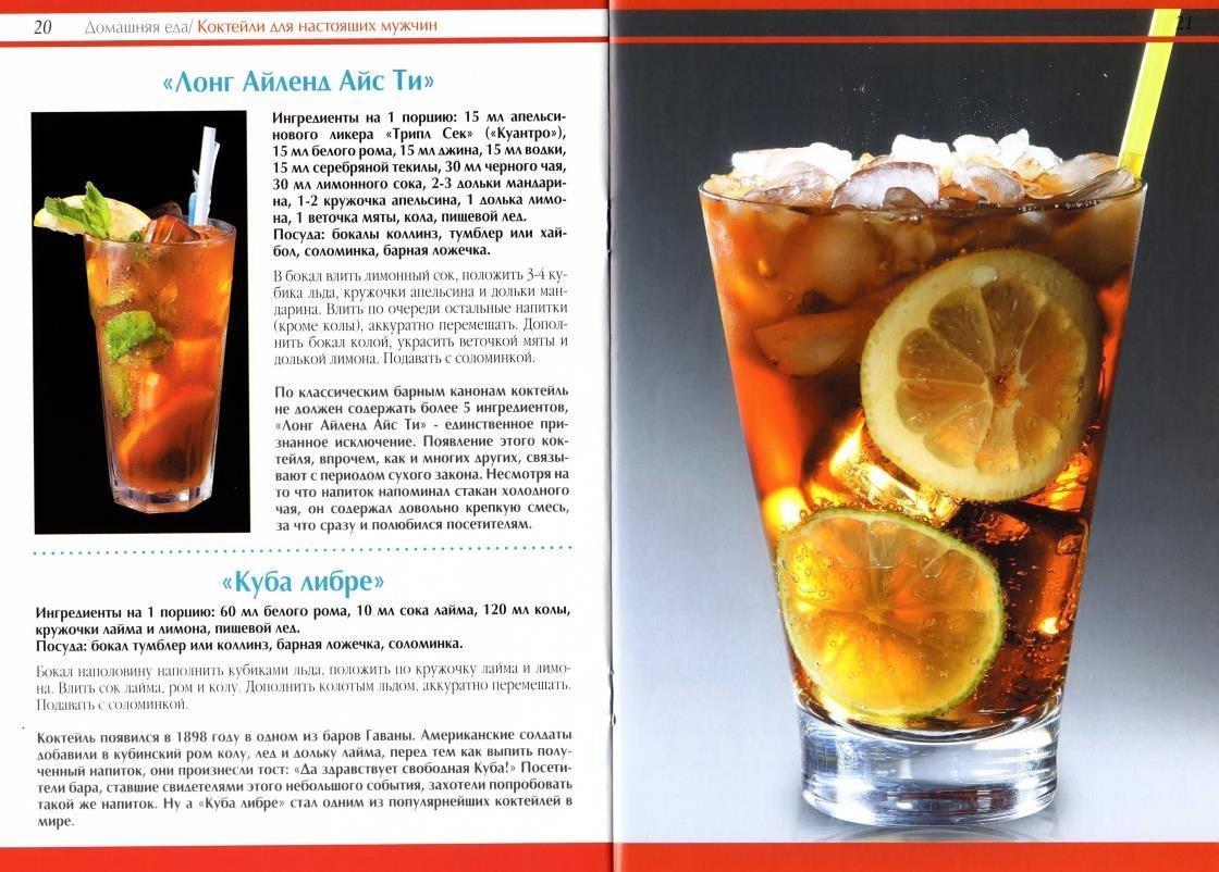 Напитки рецепты в домашних условиях с фото