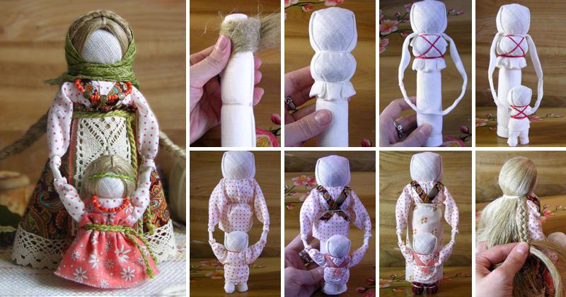 Тряпичная кукла желанница своими руками мастер класс фото поэтапно