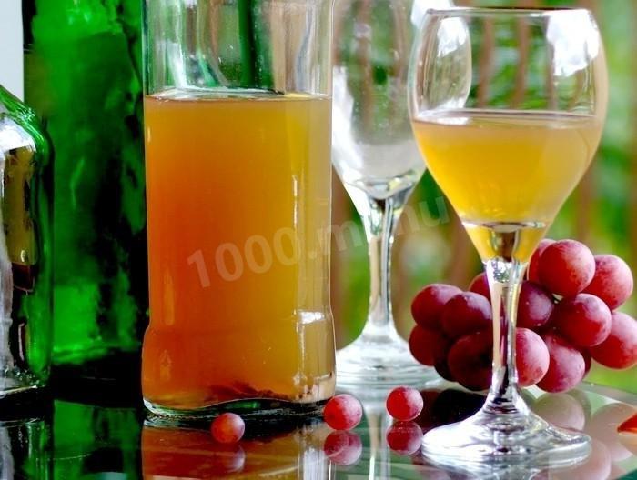 Как делать вино с белого винограда в  130