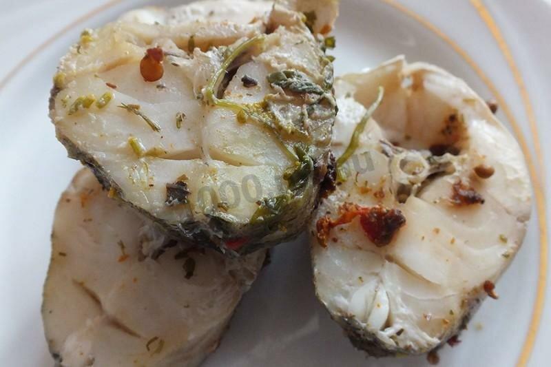 Рыба минтай на пару в мультиварке рецепты с фото