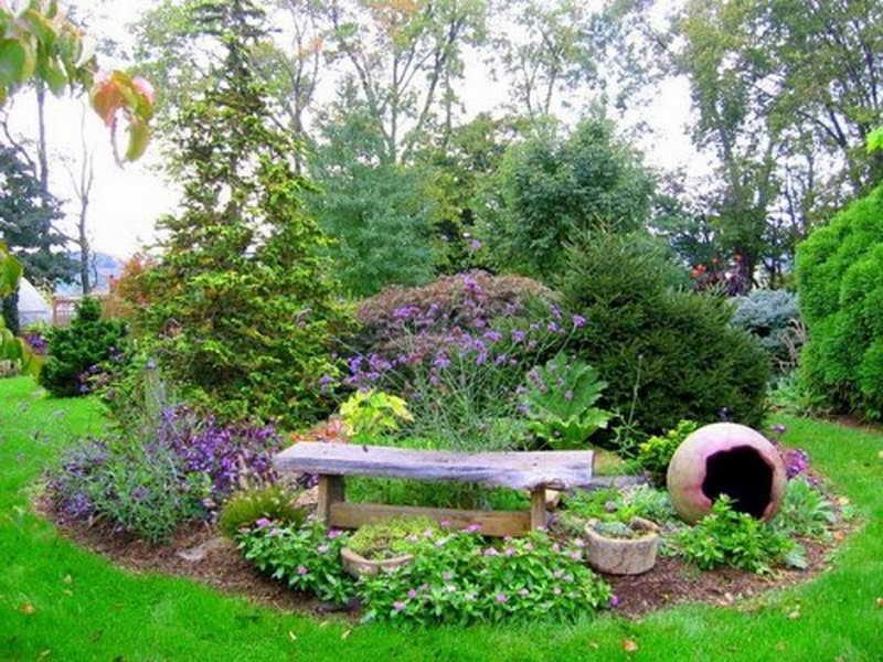 Малый сад своими руками