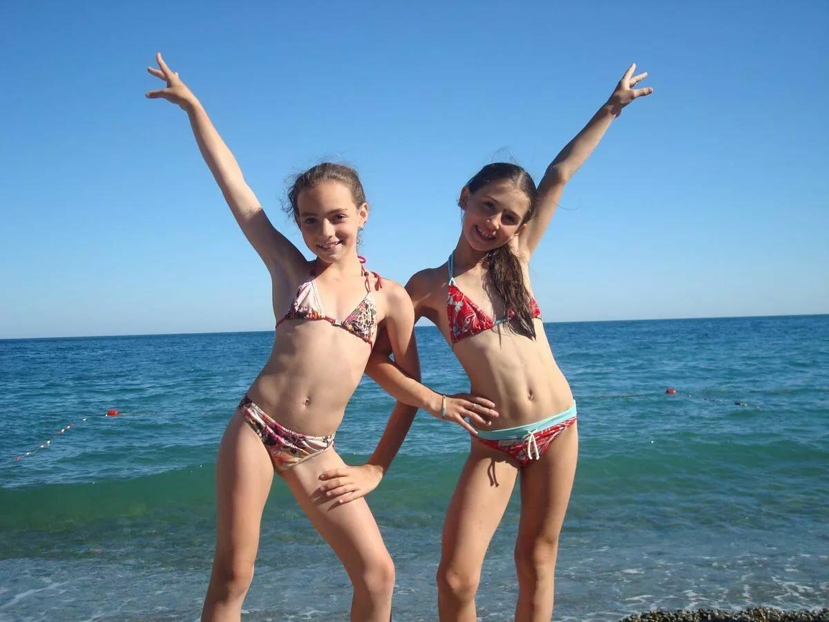 Девочки 12 Нудист