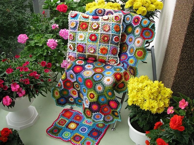 Вязание для дома и сада
