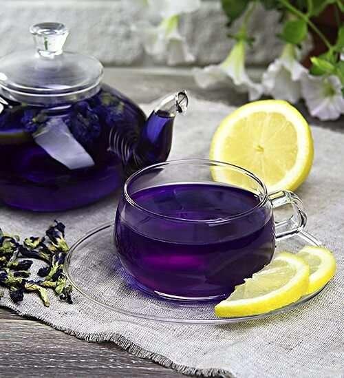 Как пить чай пурпурный чанг шу алматы