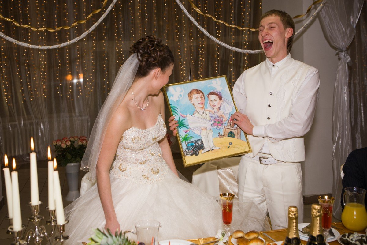 Подарок невесте родителями жениха