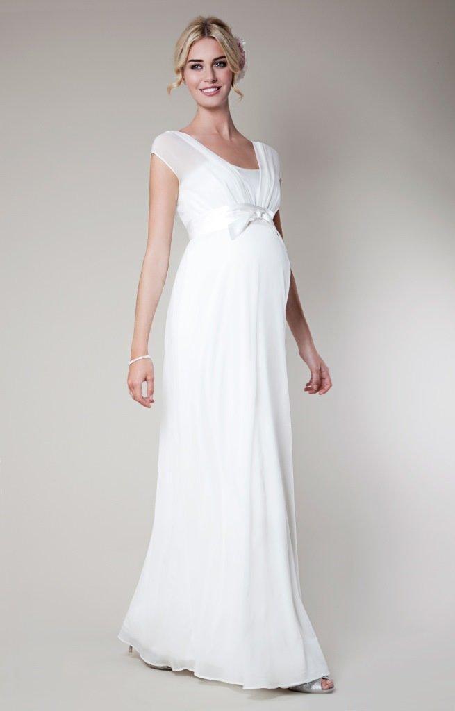 Платья напрокат на свадьбу на беременных 42