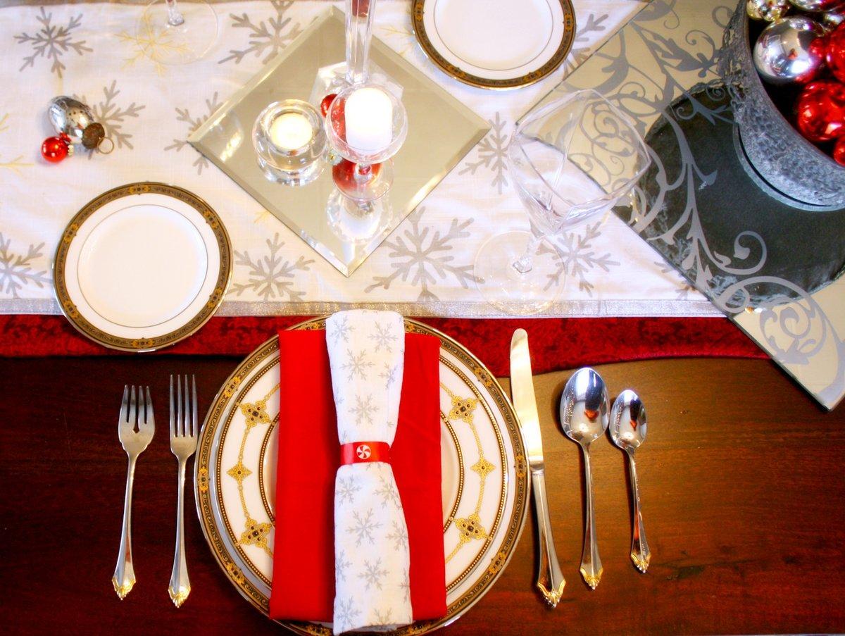 Красиво сервировать стол в домашних условиях 22