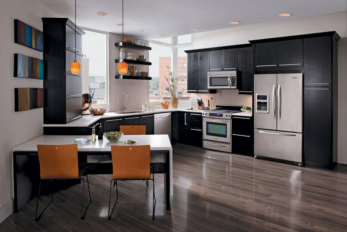 Мебель для кухни дизайн 2017 года новинки