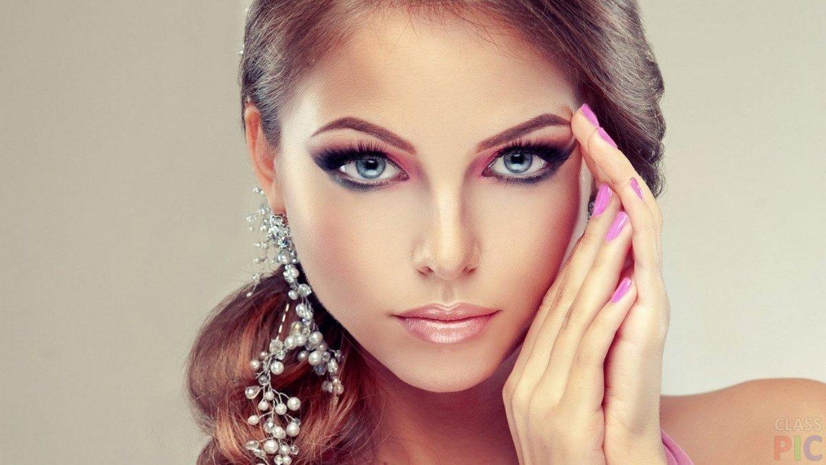 Фото макияжа профессионального красивые