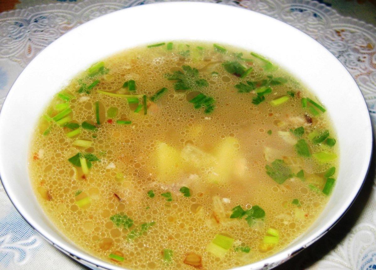 Суп из чечевицы рецепты просто и вкусно