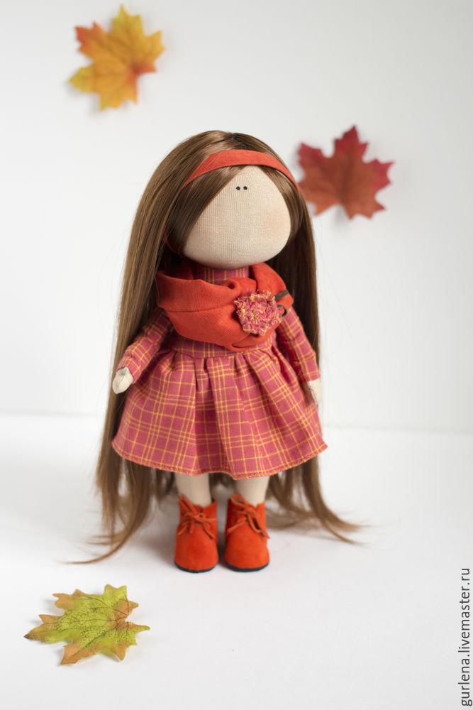 Аксессуары для текстильной куклы своими руками 96